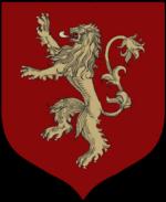 ラニスター家紋章