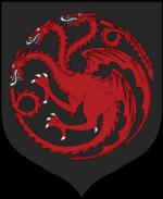 ターガリエン家紋章